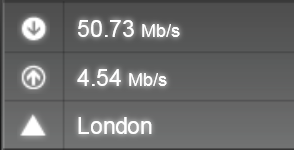 UK L2TP Speedtest