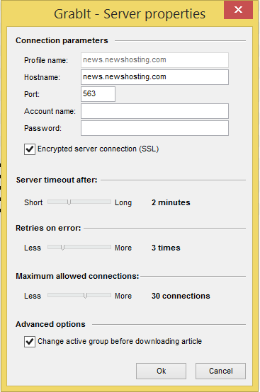 serversettings